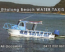 Water Taxies 0413 022 059